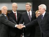 Party leaders debate (CP)