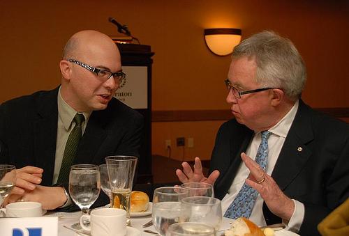 Steven Staples and the Rt. Hon Joe Clark discuss Canada's international potential.
