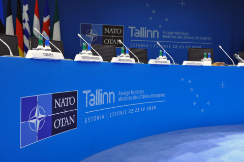 NATO takes the lead on nuclear disarmament -- NOT!