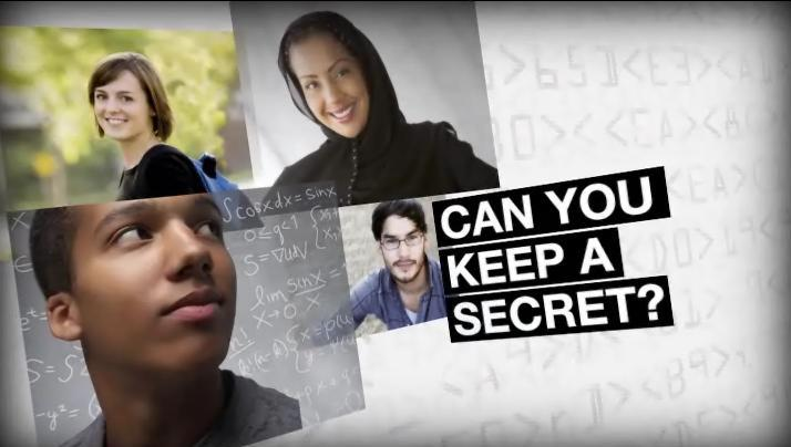 Image from CSEC's recruitment video