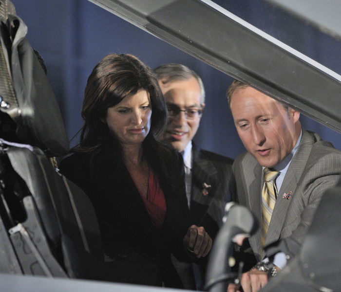 Ambrose, Clement and MacKay Look at F-35