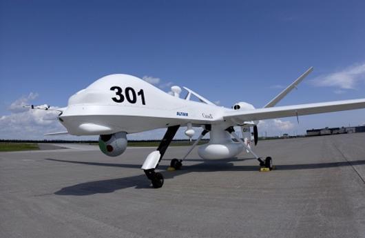 UAV at Goose Bay