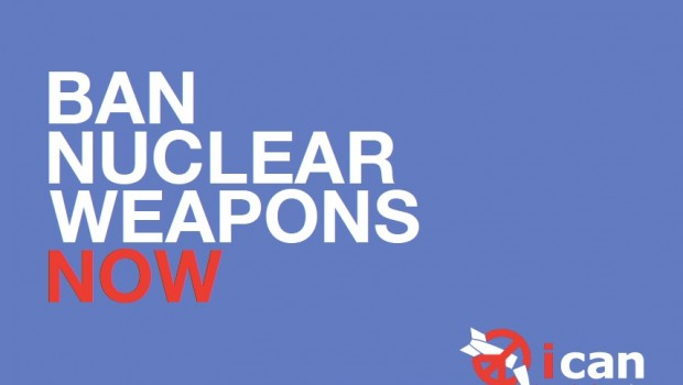 Ban Nuclear Weapons Now