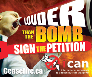 Louder Than the Bomb - Sign the petition