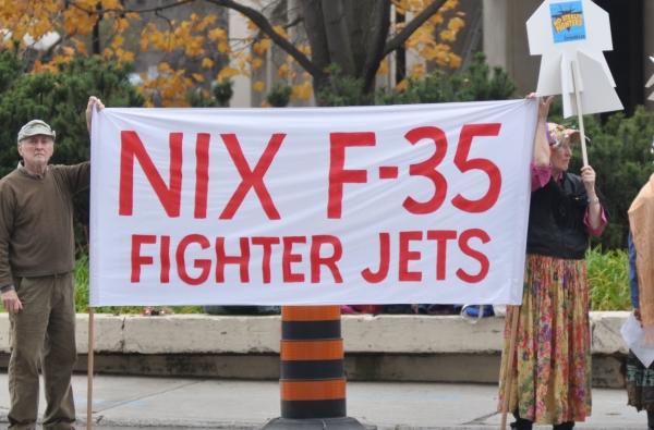 Nix F-35