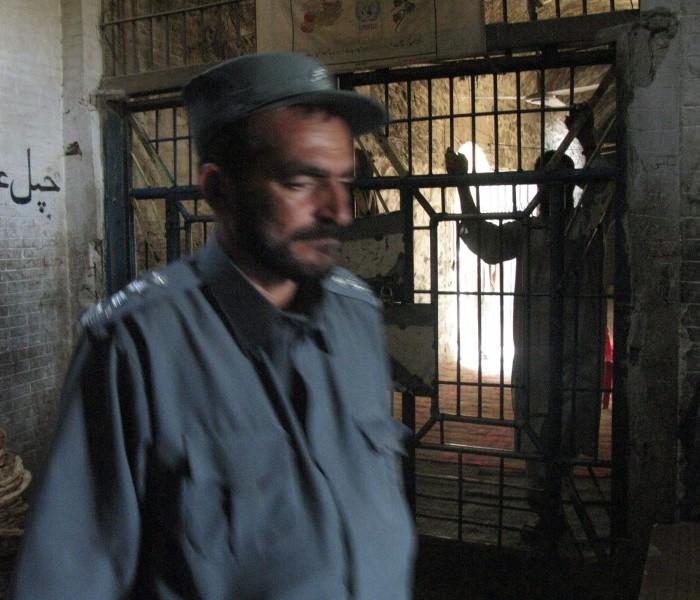 Afghan Detainee