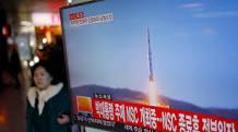 North Korean Launch