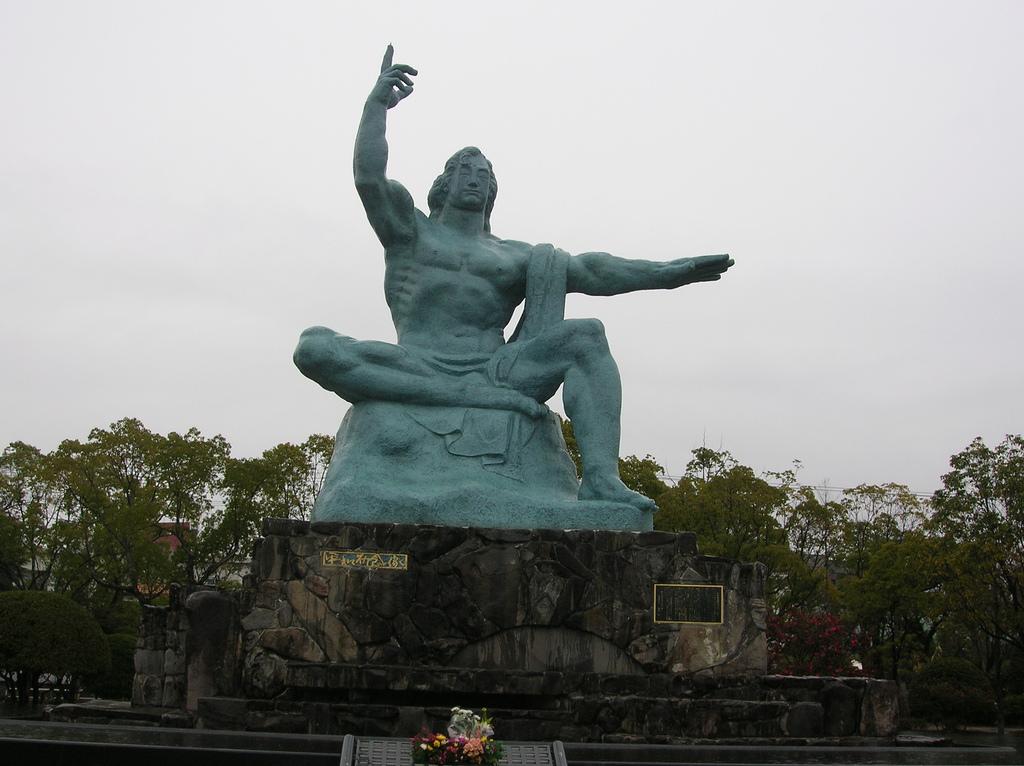Nagaski Memorial-flickr