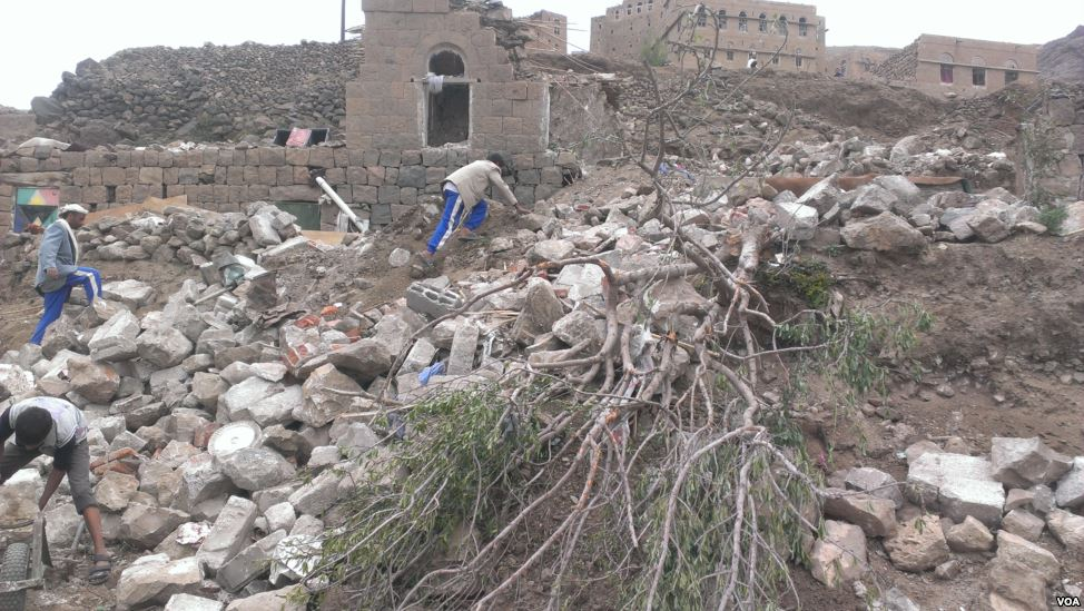 When_this_home_in_Hajar_Aukaish_-_Yemen_-_was_bombed_four_children_for_women_and_two_men_were_killed