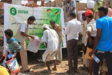 German aid to Yemen