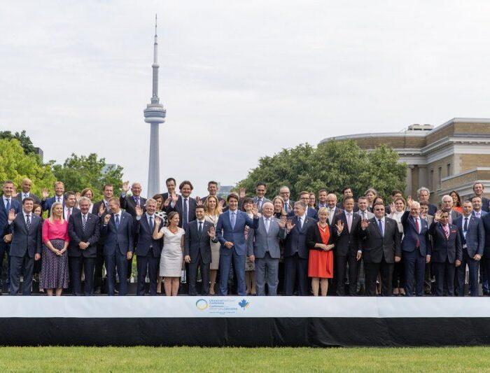 Ukraine Reform Conf Toronto